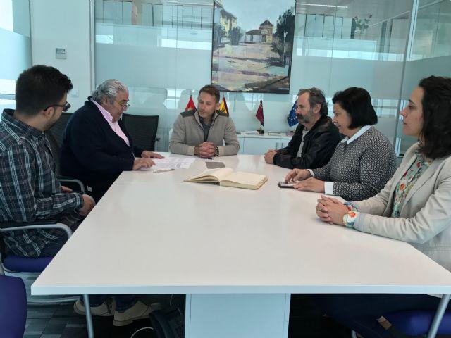 Urriticoechea toma posesión como interventor del Ayuntamiento de Torre-Pacheco - 2, Foto 2