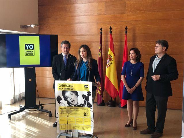 La nueva campaña para dar a conocer los recursos que ofrece el programa de Garantía Juvenil llegará a cerca de 19.000 jóvenes - 1, Foto 1