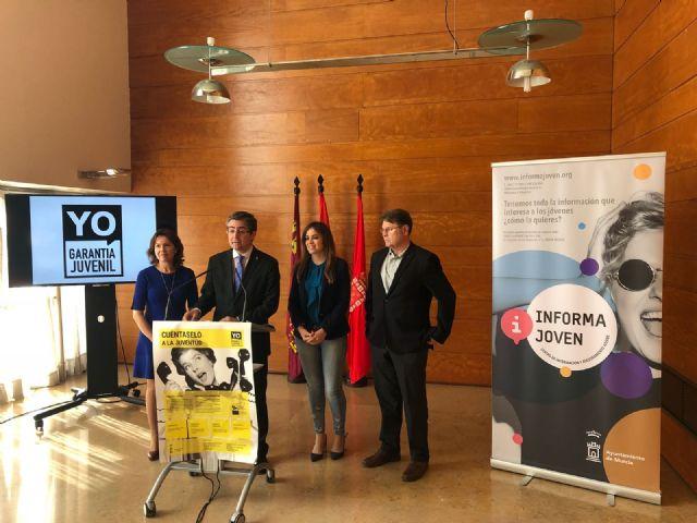La nueva campaña para dar a conocer los recursos que ofrece el programa de Garantía Juvenil llegará a cerca de 19.000 jóvenes - 3, Foto 3