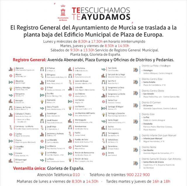 El Ayuntamiento lanza una campaña para informar de la ubicación y horarios de las 71 oficinas de atención ciudadana - 1, Foto 1