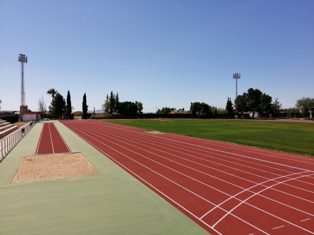 Las competiciones de atletismo vuelven a 'Complejo Guadalentín' - 1, Foto 1