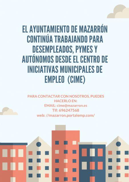 El CIME informa a los ciudadanos sobre gestiones del SEPE y del SEF - 1, Foto 1