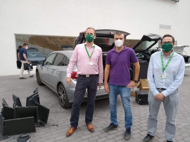 Profesorado y alumnado de los colegios ELIS en Murcia y Alicante intensifican sus acciones solidarias en tiempos de pandemia - 2, Foto 2