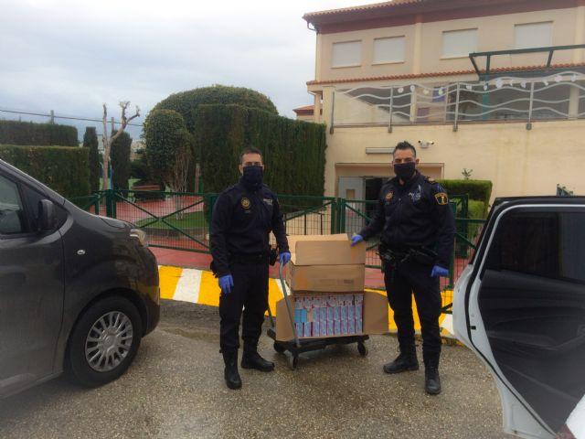 Profesorado y alumnado de los colegios ELIS en Murcia y Alicante intensifican sus acciones solidarias en tiempos de pandemia - 3, Foto 3