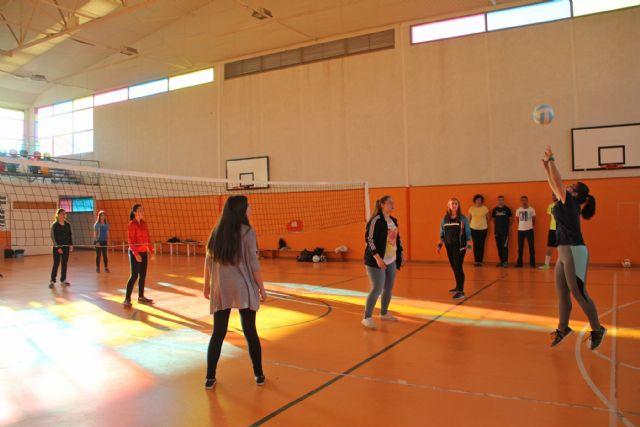 Nueva escuela deportiva de voleibol femenino en Puerto Lumbreras - 1, Foto 1