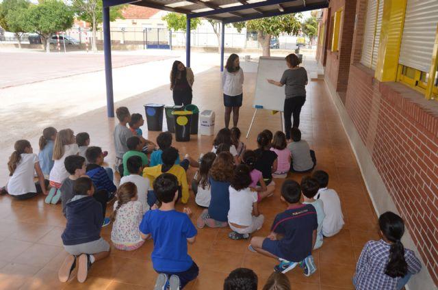 El residuo veloz recorre los colegios del municipio - 1, Foto 1