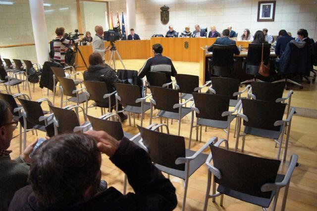 El Pleno ordinario de mayo incluye el acto de toma de posesión del nuevo concejal del Ayuntamiento de Totana, Juan Carlos Carrillo Ruiz, Foto 1