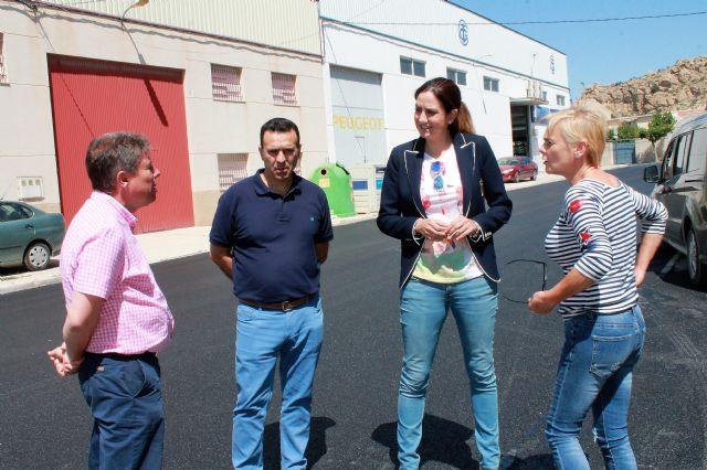 Comienzan las obras de arreglos y pavimentación de trece calles del casco urbano de Archena, Foto 1