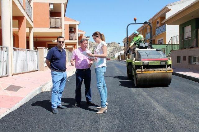 Comienzan las obras de arreglos y pavimentación de trece calles del casco urbano de Archena, Foto 2