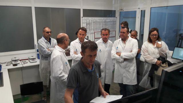 Lorca consigue un nuevo impulso para su sector industrial con la ampliación y modernización de las instalaciones de 3 empresas punteras ubicadas en el polígono Saprelorca - 1, Foto 1