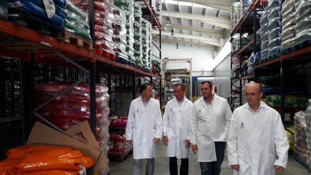 Lorca consigue un nuevo impulso para su sector industrial con la ampliación y modernización de las instalaciones de 3 empresas punteras ubicadas en el polígono Saprelorca - 2, Foto 2