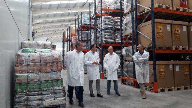 Lorca consigue un nuevo impulso para su sector industrial con la ampliación y modernización de las instalaciones de 3 empresas punteras ubicadas en el polígono Saprelorca - 3, Foto 3
