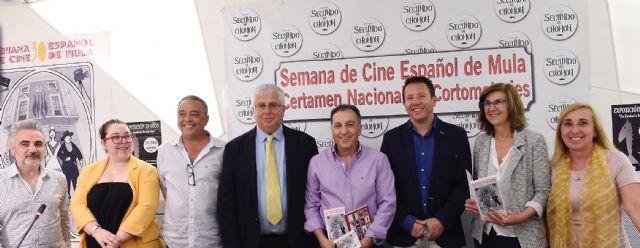 La 30 Semana de Cine Español de Mula rendirá homenaje al actor Emilio Gutiérrez Caba - 1, Foto 1