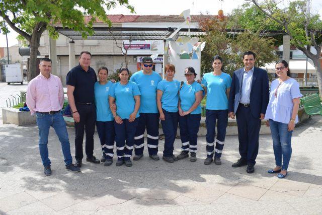 La Comunidad concede al Ayuntamiento de Ceutí tres programas de empleo que permiten contratar a 15 desempleados del municipio - 1, Foto 1