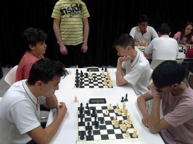 Torneo Ajedrez - IES Luis Manzanares - 1, Foto 1