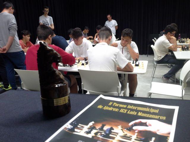 Torneo Ajedrez - IES Luis Manzanares - 3, Foto 3
