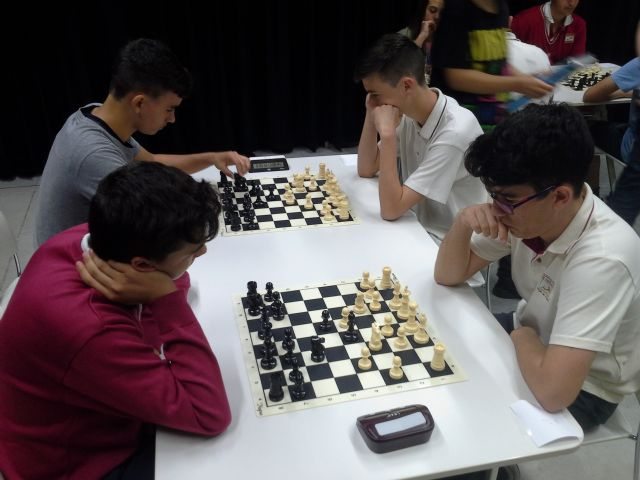 Torneo Ajedrez - IES Luis Manzanares - 4, Foto 4