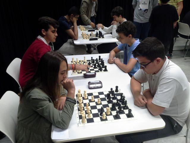 Torneo Ajedrez - IES Luis Manzanares - 5, Foto 5