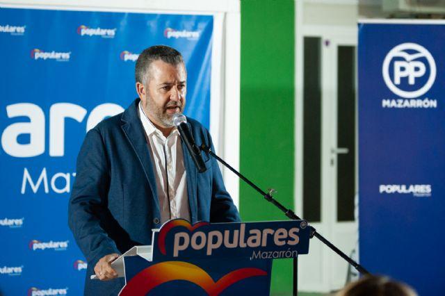 Mitin de Alicia Jiménez (PP) en Mazarrón - 3, Foto 3