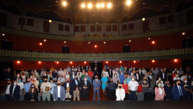 El Ayuntamiento de Murcia homenajea a 183 funcionarios municipales jubilados - 1, Foto 1
