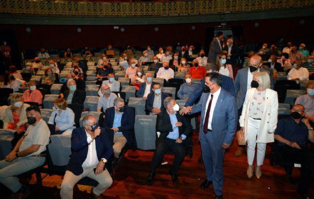 El Ayuntamiento de Murcia homenajea a 183 funcionarios municipales jubilados - 2, Foto 2