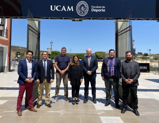 El COI certifica al Centro de Estudios Olímpicos de la UCAM - 1, Foto 1