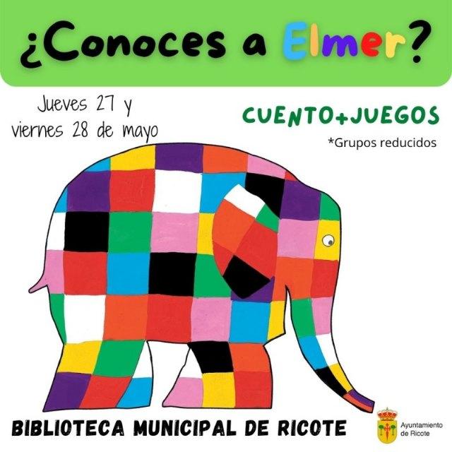 Cuentos y juegos de Elmer, el elefante de colores - 1, Foto 1