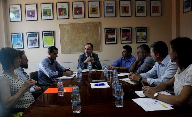 La red de oficinas de empleo avanza en su modernizaci n for Oficina empleo murcia