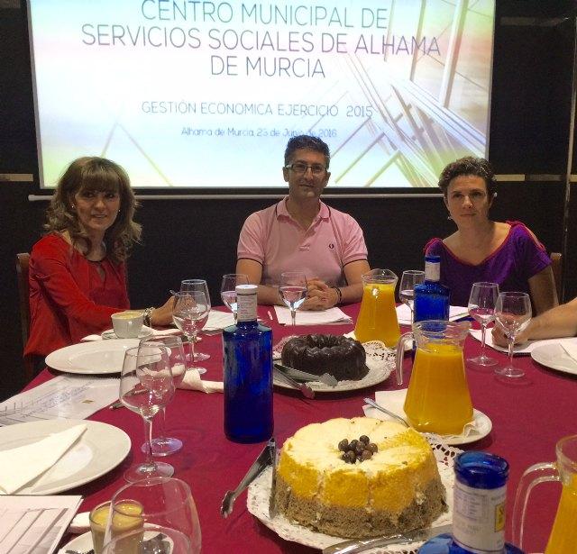 Servicios Sociales explica su labor en Alhama de Murcia, Foto 1