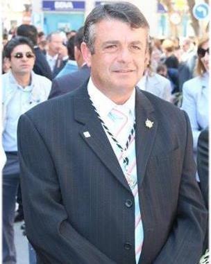 Don José Ramón Peñalver Solano, nuevo presidente del Ilustre Cabildo Superior de Procesiones de Totana