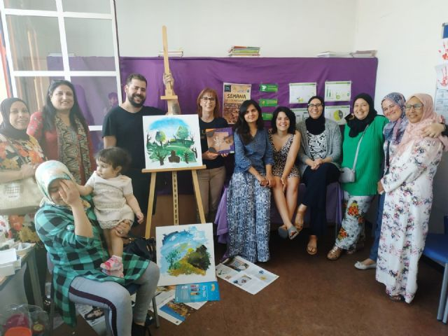 The Department of Equality and Murcia Acoge celebrate the International Day of Refuge in Totana