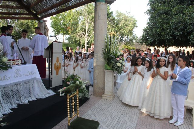 Puerto Lumbreras celebra el IV concurso de Altares y Balcones con motivo del Corpus Christi - 1, Foto 1