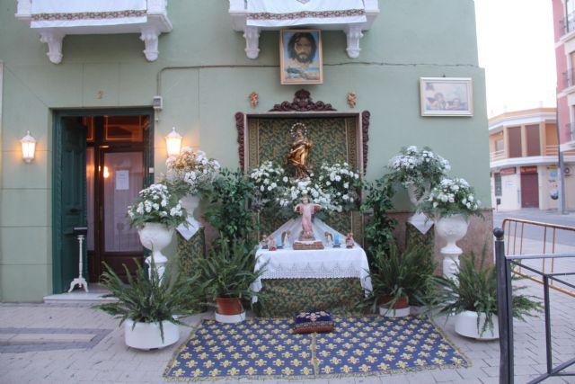 Puerto Lumbreras celebra el IV concurso de Altares y Balcones con motivo del Corpus Christi - 2, Foto 2