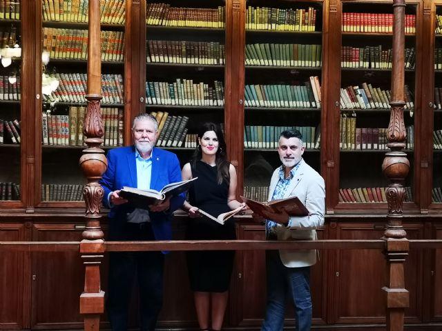 El Archivo regional gestionará y conservará el fondo documental de Real Casino de Murcia - 1, Foto 1