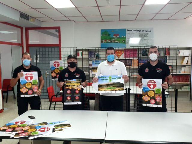Presentación de la Campaña de Prevención Contra Incendios 2020 - 1, Foto 1