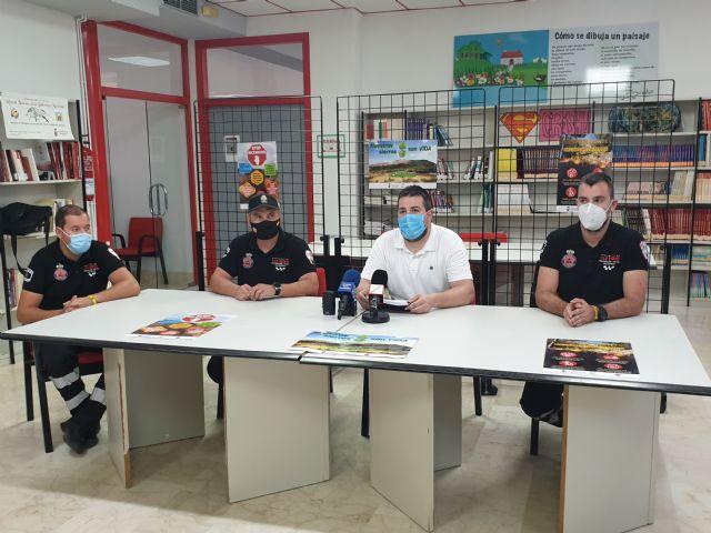 Presentación de la Campaña de Prevención Contra Incendios 2020 - 2, Foto 2