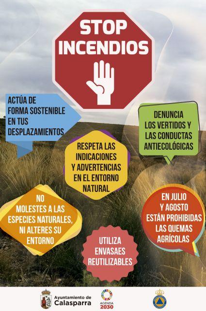 Presentación de la Campaña de Prevención Contra Incendios 2020 - 3, Foto 3