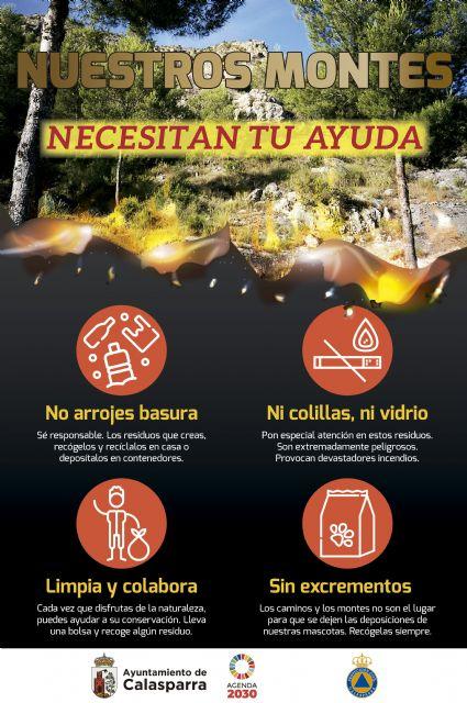 Presentación de la Campaña de Prevención Contra Incendios 2020 - 5, Foto 5