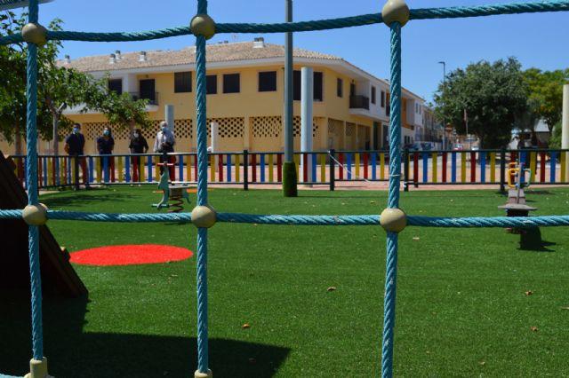 El plan de regeneración del barrio del Carmen ya muestra sus primeros trabajos de mejora - 2, Foto 2