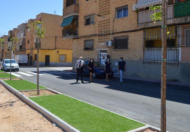 El plan de regeneración del barrio del Carmen ya muestra sus primeros trabajos de mejora - 4, Foto 4