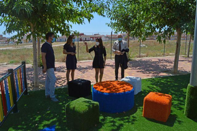 El plan de regeneración del barrio del Carmen ya muestra sus primeros trabajos de mejora - 5, Foto 5