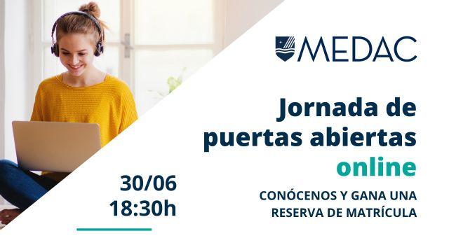 Instituto MEDAC celebra una jornada de puertas abiertas online - 1, Foto 1