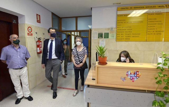 El Ayuntamiento garantiza la cobertura social de más de 11.000 familias murcianas - 3, Foto 3