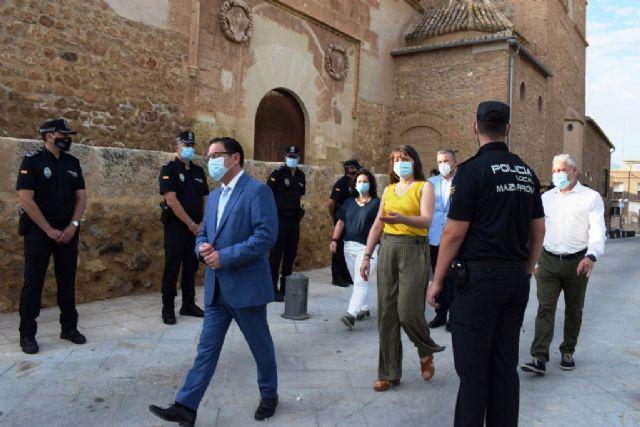 La Policía Local de Mazarrón celebra su patrón con una misa y un acto de entrega de distinciones - 2, Foto 2
