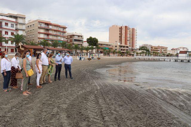 Bernabé: El PP no permitirá que el PSOE de Sánchez siga utilizando el Mar Menor como arma política - 1, Foto 1