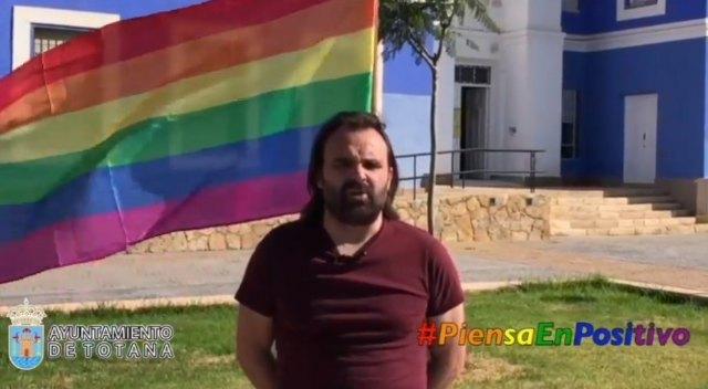 El concejal de Igualdad insta a la ciudadanía a participar en las actividades en favor de la diversidad y el respeto al colectivo LGTBI - 1, Foto 1