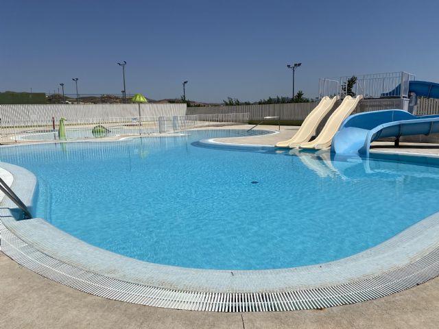 Puerto Lumbreras abre la piscina municipal el 1 de julio con un aforo del 75 por ciento, bajo cita previa y con todas las medidas de seguridad - 1, Foto 1