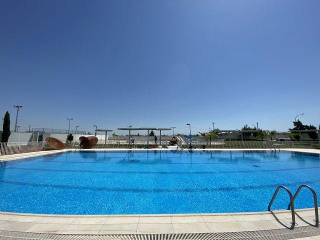 Puerto Lumbreras abre la piscina municipal el 1 de julio con un aforo del 75 por ciento, bajo cita previa y con todas las medidas de seguridad - 3, Foto 3