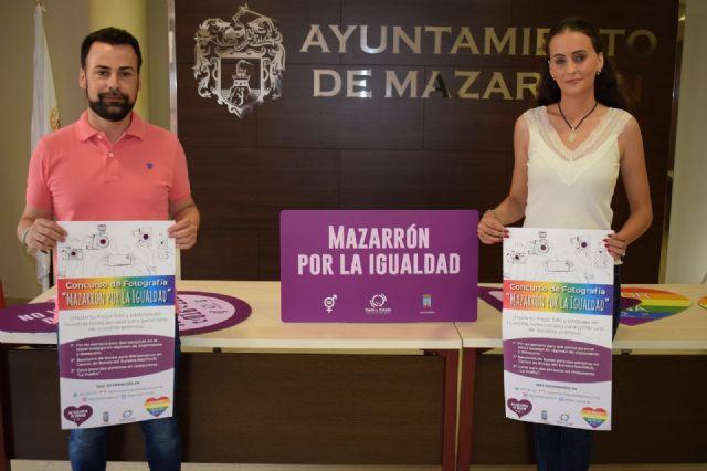 Mazarrón por la Igualdad, campaña pionera contra la violencia de género y la homofobia - 2, Foto 2