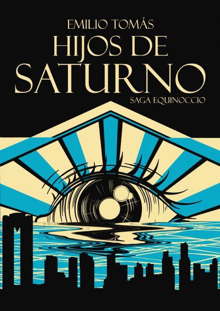 Presentación en Fnac Murcia de Hijos de Saturno, Saga Equinoccio de EMILIO TOMÁS - 2, Foto 2
